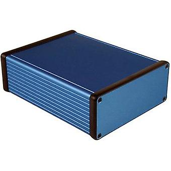Hammond Electronics 1455Q1601BU Universal enclosure 160 x 125 x 51.5 Aluminium Blue 1 pc(s)