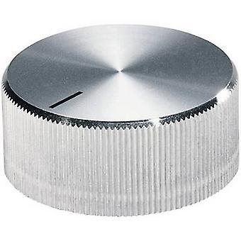 OKW A1432261 Control knob Aluminium (Ø x H) 32.8 mm x 14.4 mm 1 pc(s)