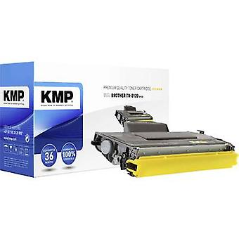 KMP Toner cartridge replaced Brother TN-2120, TN2120 Compatible Black 5000 pages B-T22