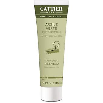 Cattier Green Clay Mask (Cosmetics , Face , Facial Masks)