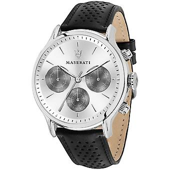 MASERATI - wrist watch - mens - MULTI function display EPOCA - R8851118009