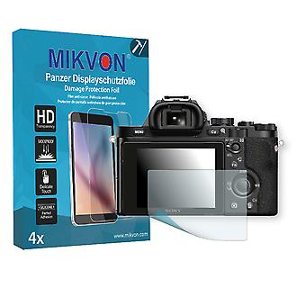 Sony Alpha 7 Screen Protector - Mikvon Armor Screen Protector (Retail Package with accessories)