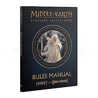 Games Workshop Herr der Ringe-Mittelerde-Strategie-Kampfspiel Regeln Handbuch