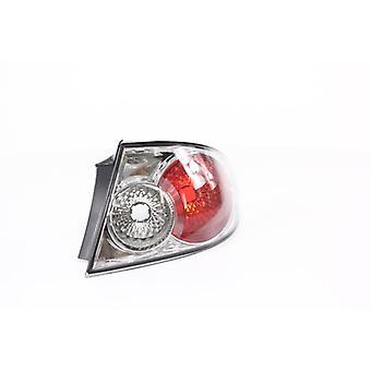 Right Tail Lamp (Chrome Saloon & Hatchback Models) for Mazda 6 Hatchback 2002-2005