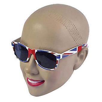 Bnov Юнион Джек солнцезащитные очки