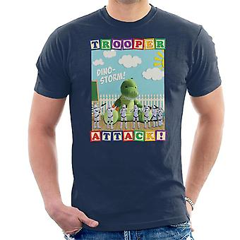 Original Stormtrooper Dino Storm Trooper Attack mäns T-Shirt