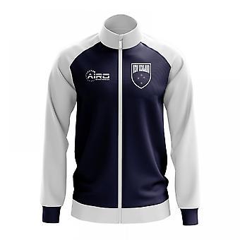 New Zealand Concept Football Track Jacket (Navy)