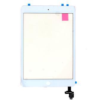 For iPad Mini and Mini 2 Digitizer Touch Screen - White