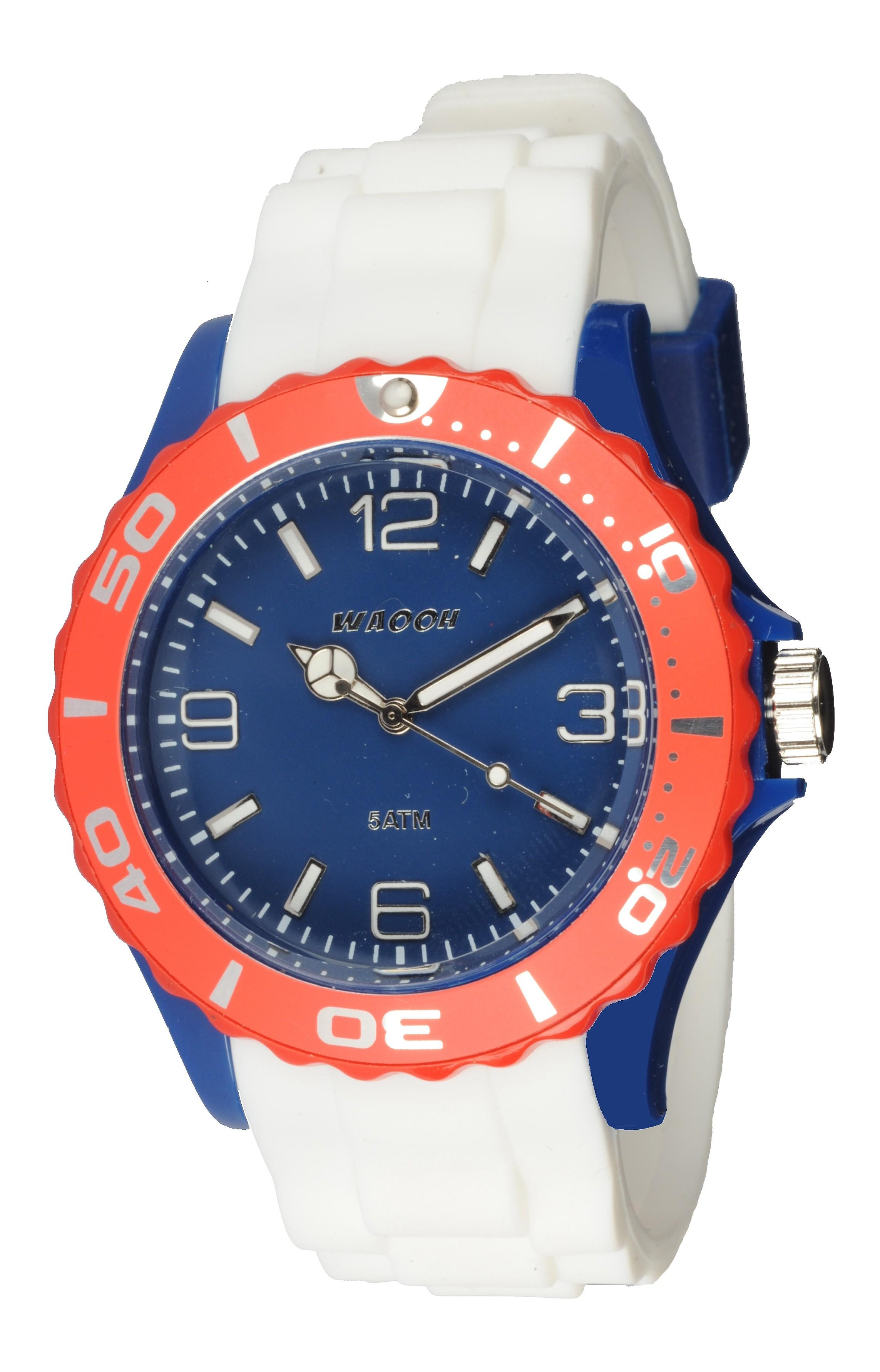 Waooh - Watch MC42 Habs blue & red