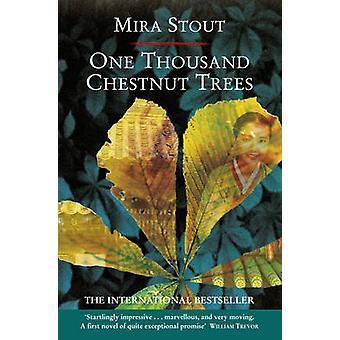 Tusen kastanjetrær av Mira Stout - 9780006548577 bok