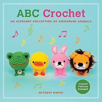 ABC Crochet - Jesienna kolekcja Amigurumi zwierząt przez Mitsuki H