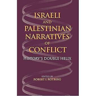 Israelenses e palestinas narrativas de conflito - Heli duplo do história