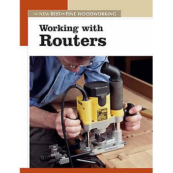 Working with Routers by Fine Woodworking - 9781561586851 Book