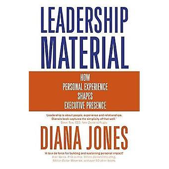 Ledarskap Material - hur personliga erfarenheter formar Executive Presenc