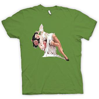 Mens T-shirt - May's Vintage Pinup