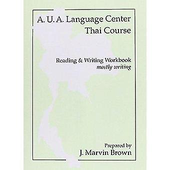 AuA språkcenter thailändska naturligtvis läsa och skriva - mestadels skriva)