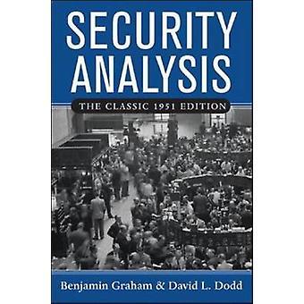 Sicurezza analisi - principi e tecnica - Classic 1951 Edition (Th