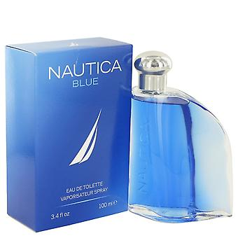 NAUTICA BLUE by Nautica Eau De Toilette Spray 3.4 oz / 100 ml (Men)