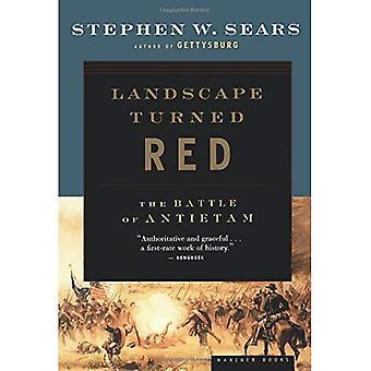 Liggend gedraaid rood: De slag bij Antietam
