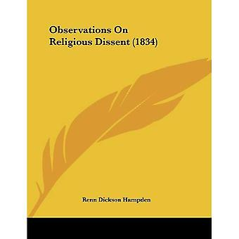 Observations on Religious Dissent (1834)