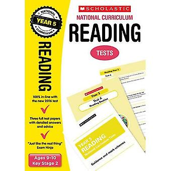 Reading Test - Year 5 (National Curriculum Tests)