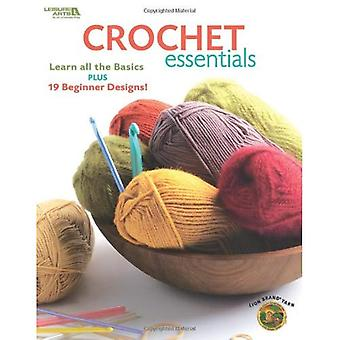 Crochet Essentials (Leisure Arts #4177)