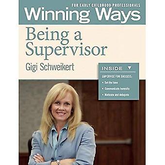 Étant un superviseur: manières de gagner pour les professionnels de la petite enfance