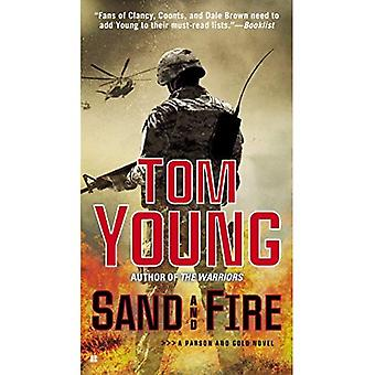 Sand and Fire (Parson and Gold Novel)