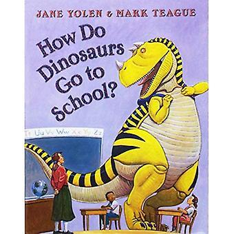 Reisen: Kleine große Bk Einheit 1 Bk 2 Grade K wie Dinosaurier zur Schule gehen? (Reisen)