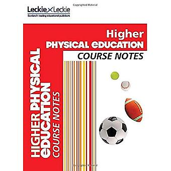 CfE Higher Physical Education Course Notes (Course Notes)