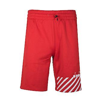 Diadora Diadora rot Polyester Shorts