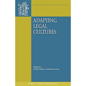Anpassa rättsliga kulturer av Nelken & David