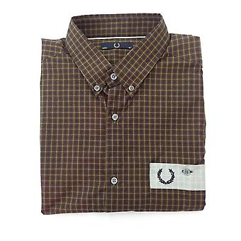Fred Perry Service Men's Short Sleeve Shirt M3128-118
