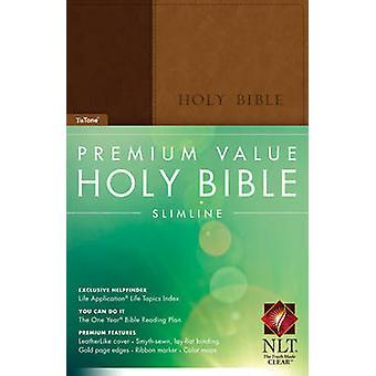 Premium Value Slimline Bible-NLT - 9781414369891 Book
