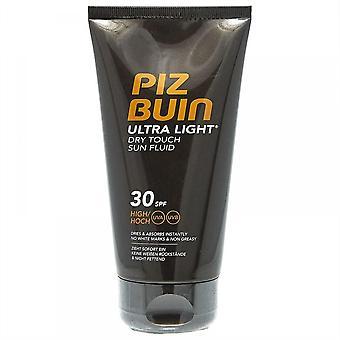 Piz Buin Ultra leichte trockene Berührung Körperflüssigkeit LSF 30 150 ml