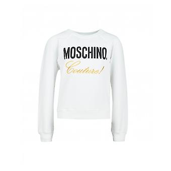 Moschino Couture Logo Sueur