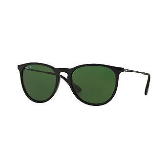 Ray-Ban Erika Classic Black Polarized lunettes de soleil RB4171-601/2p-54