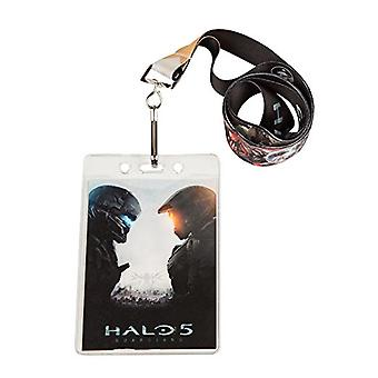 Lanyard - Halo 5 - Guardians Licensed New j6254