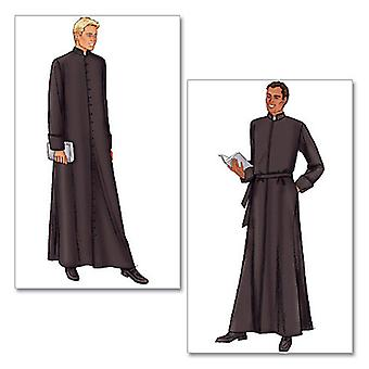 Men's Robe  38  40  42 Pattern B6844  380