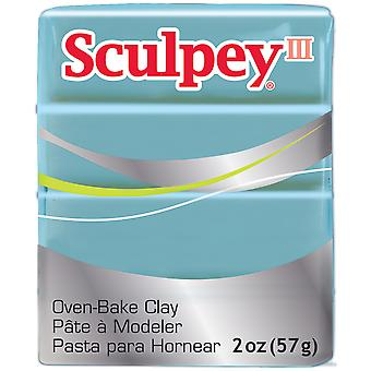 Sculpey Iii Polymer Clay 2 onces tranquillité S302 370