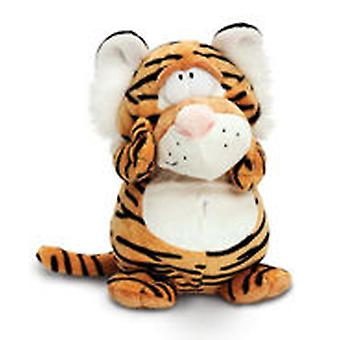 Import Plush Soft Tiger 26cm (Toys , Dolls And Accesories , Soft Animals)
