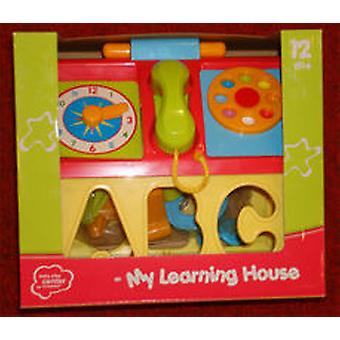 WinFun Casita Forms With Phone (Toys , Preschool , Puzzles And Blocs)