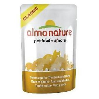 Almo nature Tuna and Chicken (Cats , Cat Food , Wet Food)