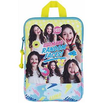Safta Funda Tablet 7,9 Soy Luna Faces (Toys , School Zone , Accessories)