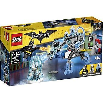 The LEGO® BATMAN MOVIE 70901 Mr. Freeze™ Ice Attack