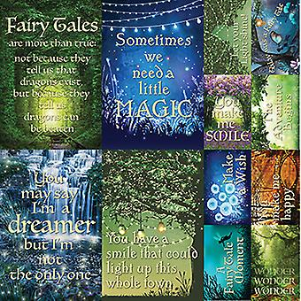 Fairy Forest Poster Stickers 12