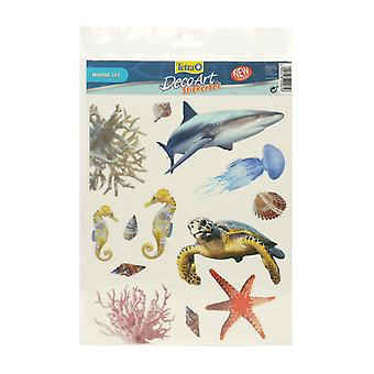 Tetra Decoart Sticker Set marino