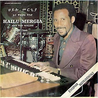 Hailu Mergia & Walias - Tche Belew [Vinyl] USA importerer