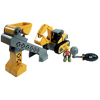 CAT Excavator / Crane Junior Operator - Work Site Machine Pairs
