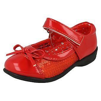 Girls Cutie Infant Flat Bar Strap Smart Shoes